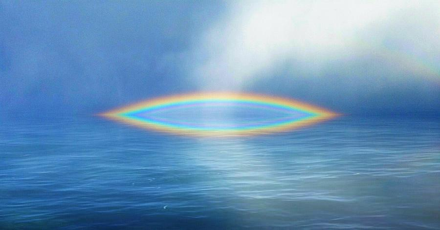 Eye of the Rainbow by Nick Knezic