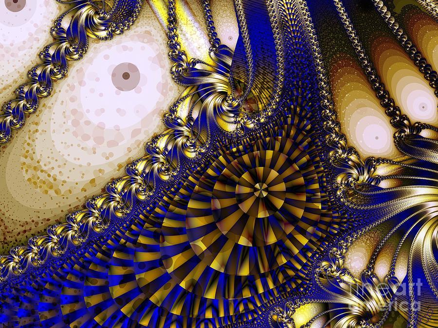 Eyes Digital Art - Eyes by Ron Bissett