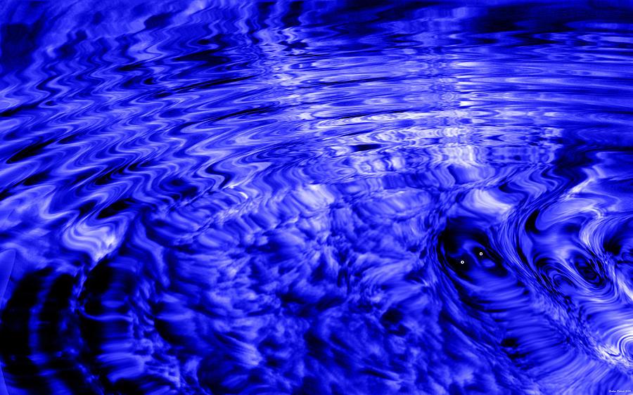 Dream Digital Art - Eyes Wide Open Dream by Evelyn Patrick