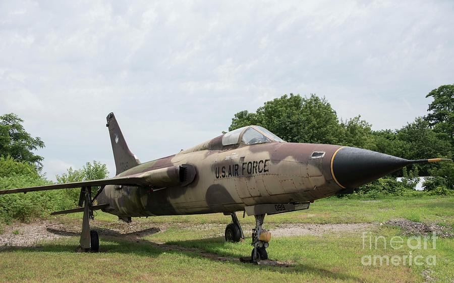 F105 Photograph - F-105 Thunderchief - 1 by David Bearden