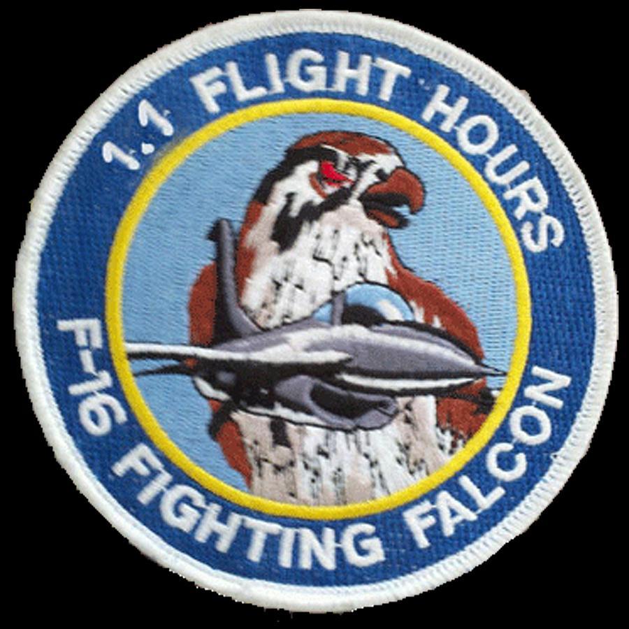 Aviation Digital Art - F-16 Ride Patch by Walter Chamberlain