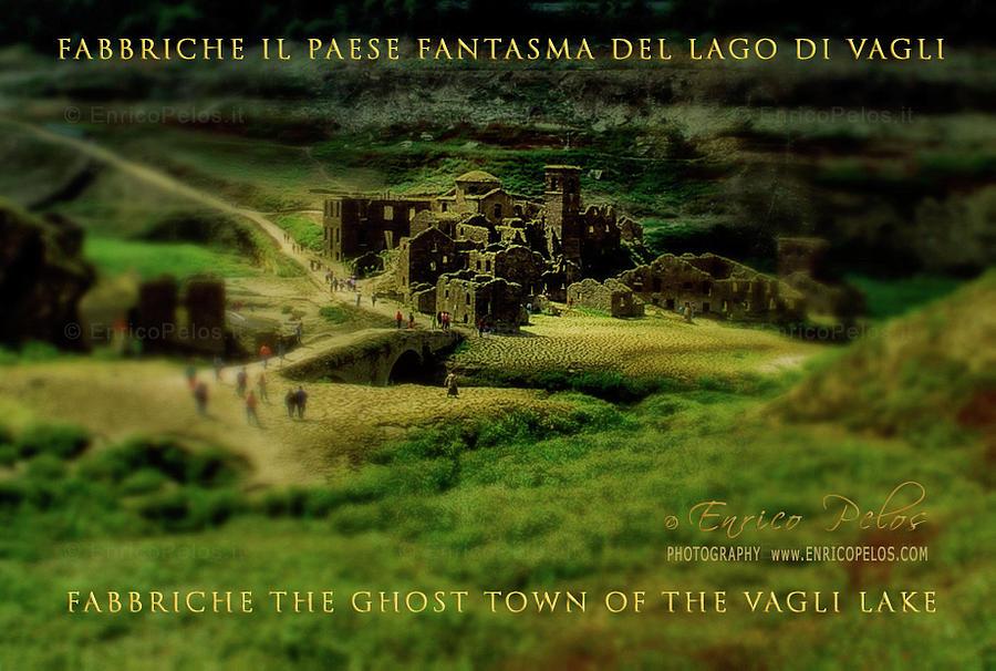 FABBRICHE DI VAGLI PAESE FANTASMA GHOST TOWN 1 by Enrico Pelos