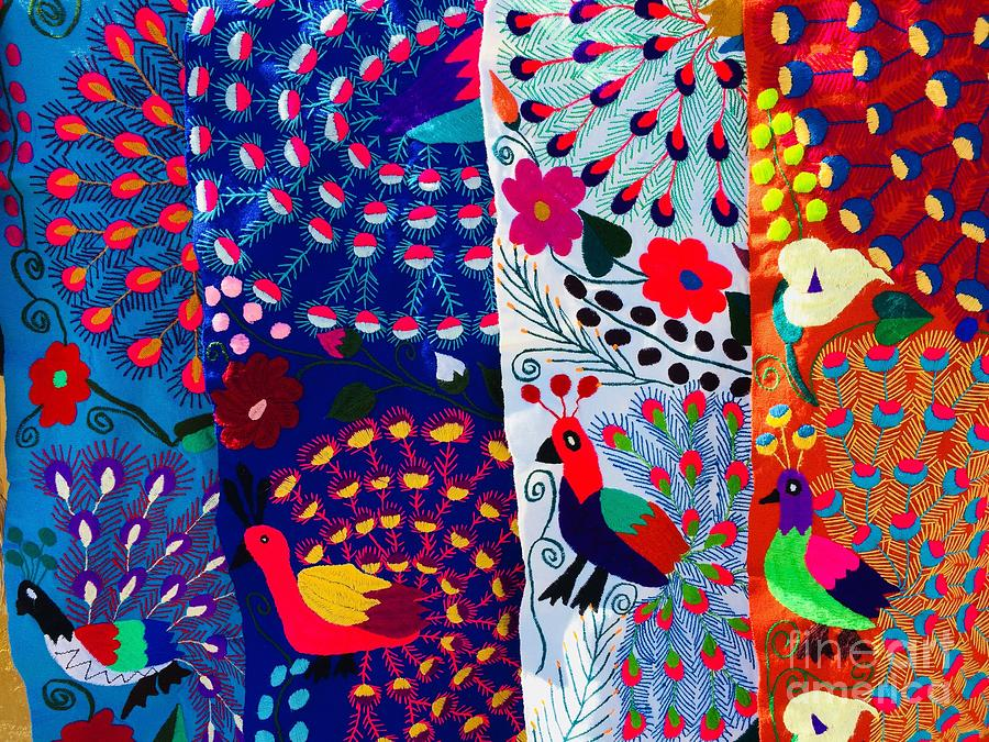 Fabric Art by Bill Thomson