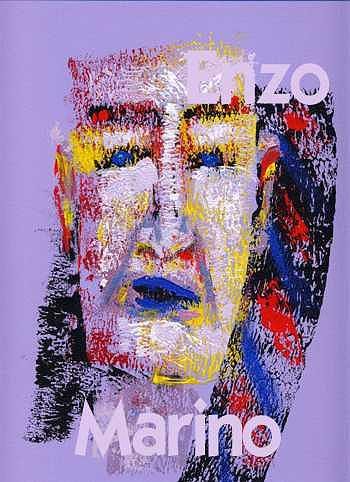 Face Painting - Face A25 by Enzo Marino