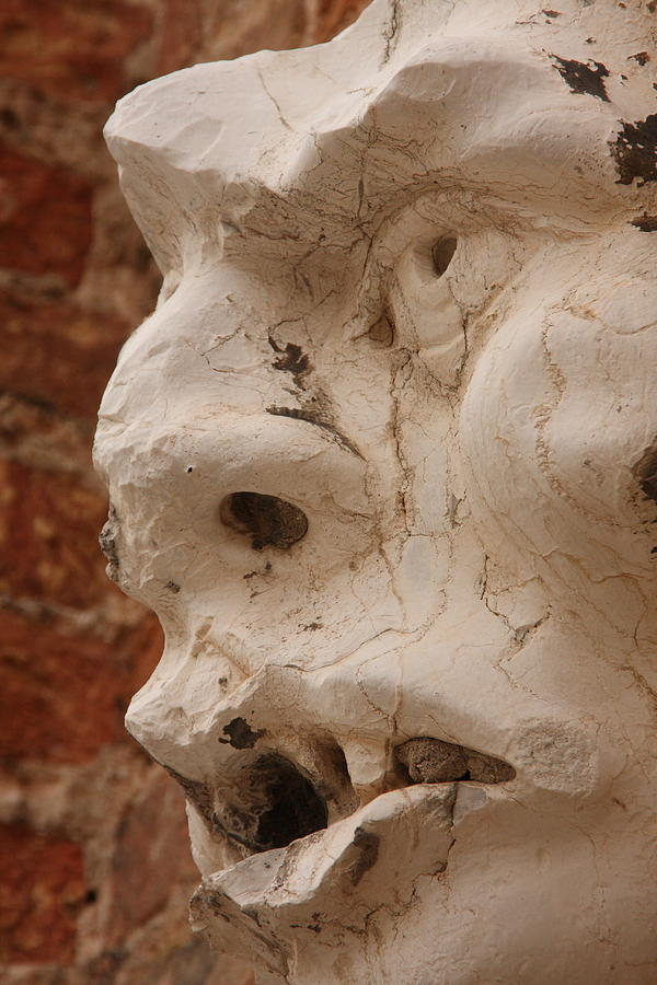 Venice Photograph - Face On San Trovaso Bell Tower by Michael Henderson