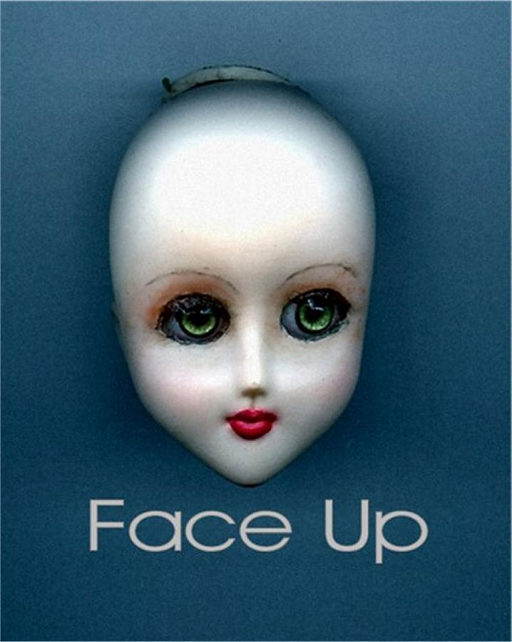 Face Up Photograph - Face Up by T Cook