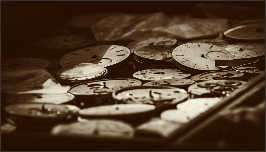 Faces of Time by GK Hebert Photography