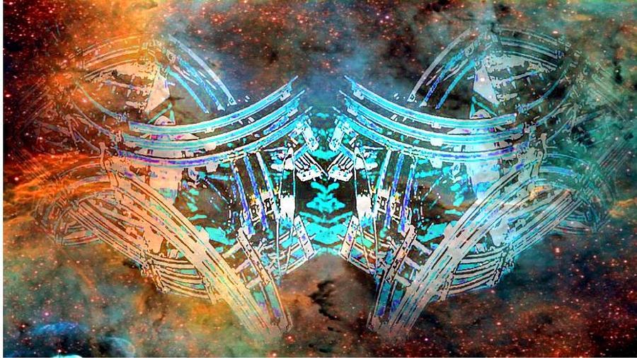 Fade Digital Art by Scott Smith
