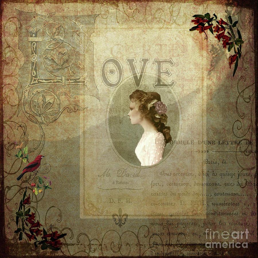 Faded Memories by Patricia Griffin Brett