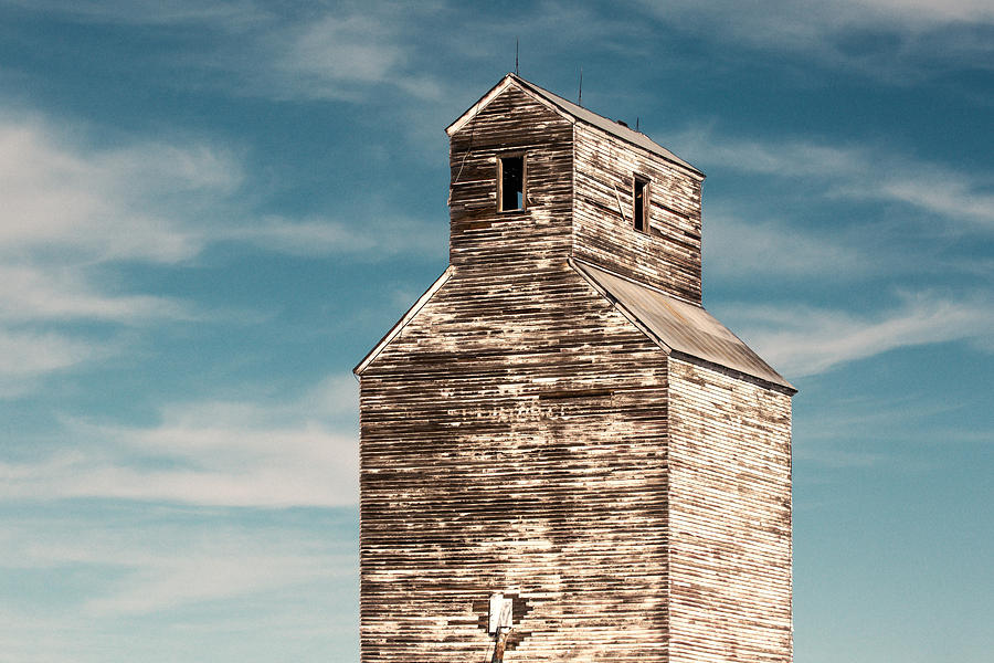 Montana Photograph - Faded Time by Todd Klassy