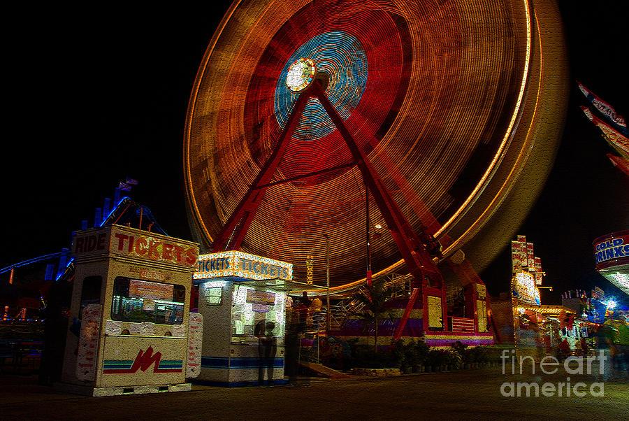 Fair Photograph - Fair Dreams by David Lee Thompson