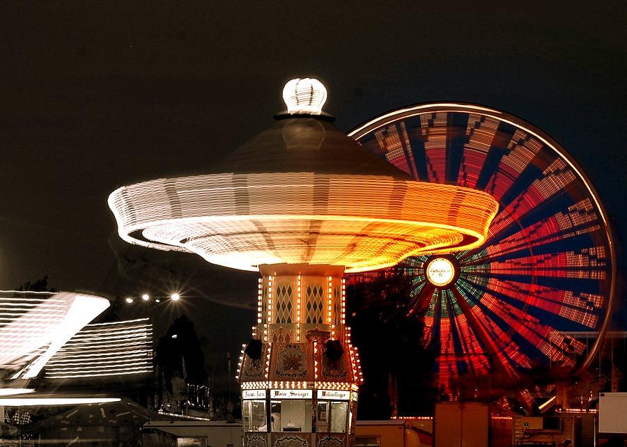 Fair Photograph - Fair Fun by Scott Gould