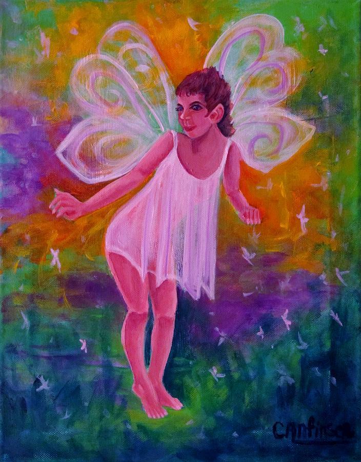 Fairy Glen by Carol Allen Anfinsen