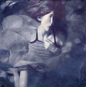 Digital Mixed Media - Fairy by Jean-Francois  Dupuis