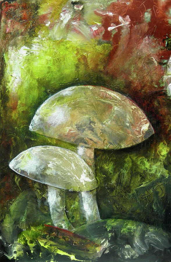 Fairy Kingdom Toadstool by Terry Honstead
