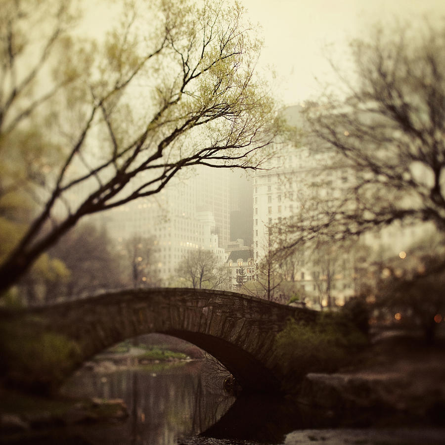 Nyc Photograph - Fairy Of New York by Irene Suchocki