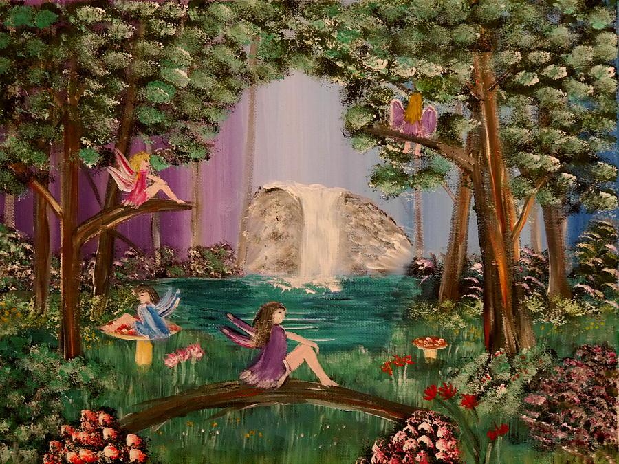 Fairyland Painting