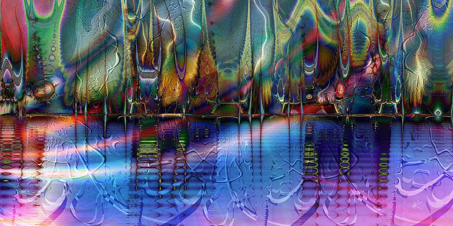 Fairyland by Kiki Art
