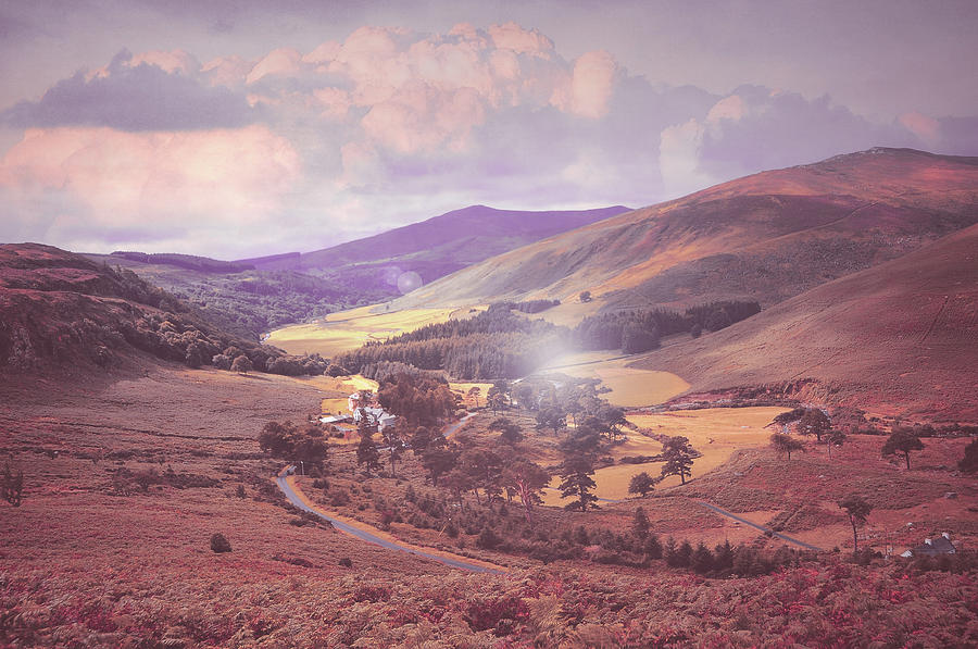 Wicklow Mountains Art Print by Semmick Photo | Irish ... |Wicklow Hills Ireland