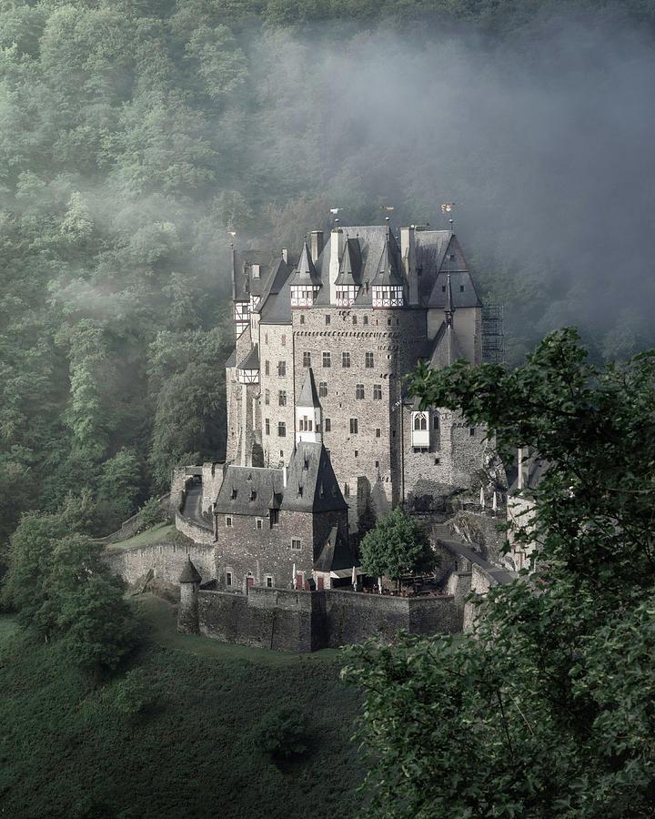 Fairytale castle in Germany by Dalibor Hanzal