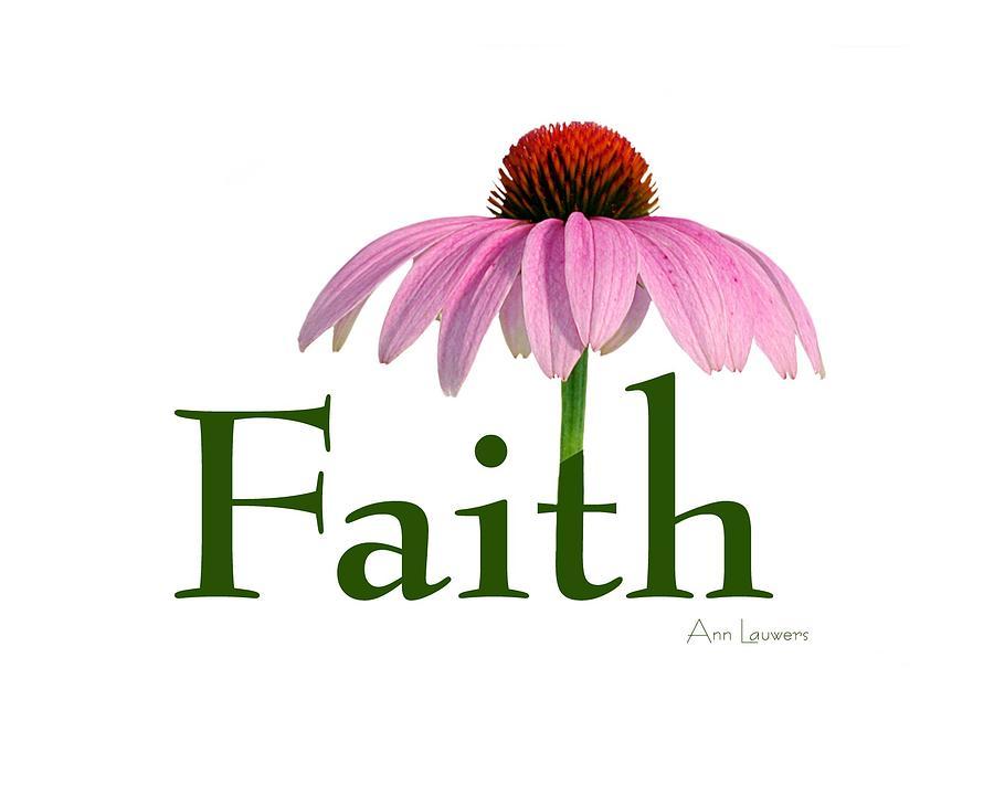 Faith Coneflower shirt by Ann Lauwers