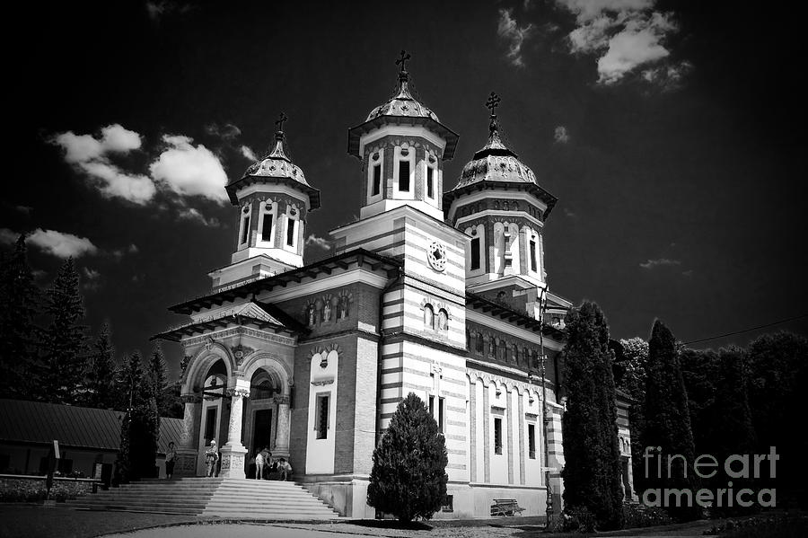 Sinaia Photograph - Faith by Gabriela Insuratelu