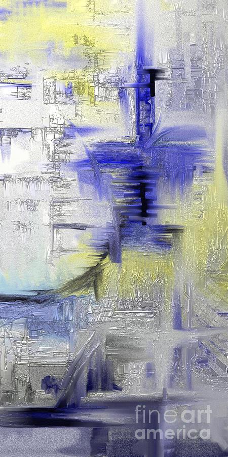 Faith Painting - Faith by Jo Baby
