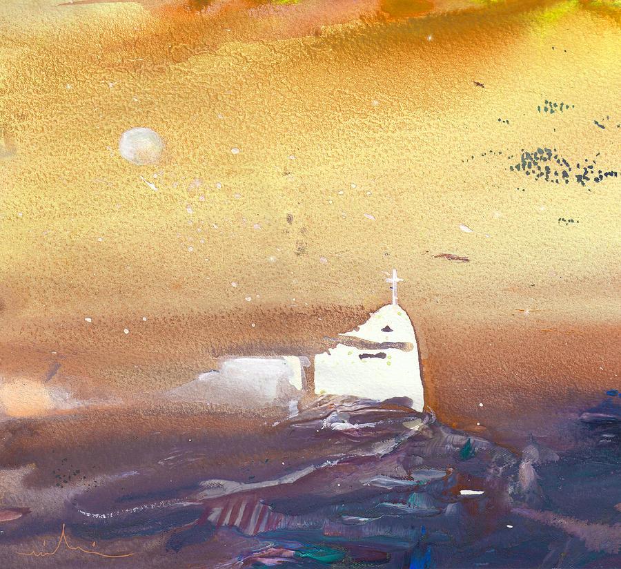 Fait Painting - Faith by Miki De Goodaboom
