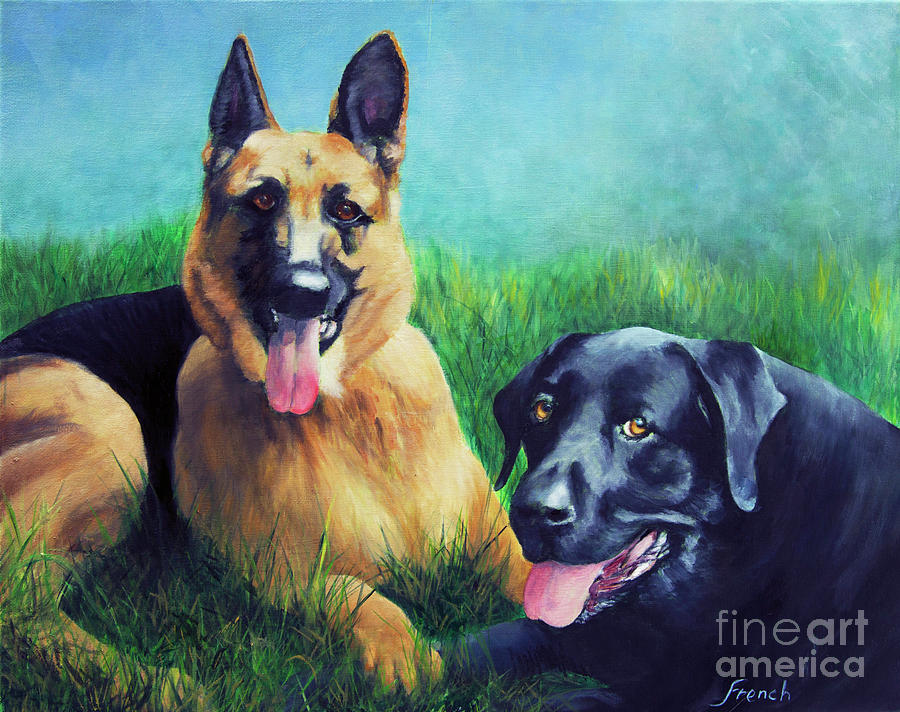 Faithful Companions by Jeanette French