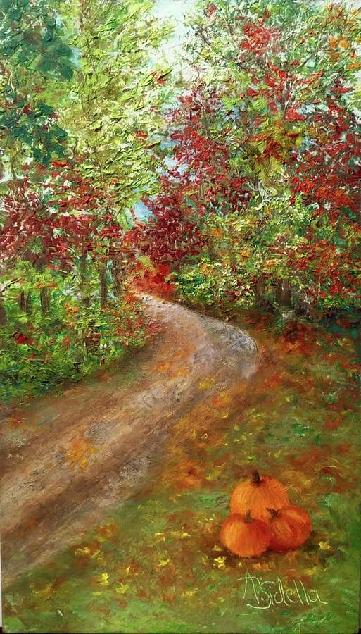 Fall Bliss by Annamarie Sidella-Felts