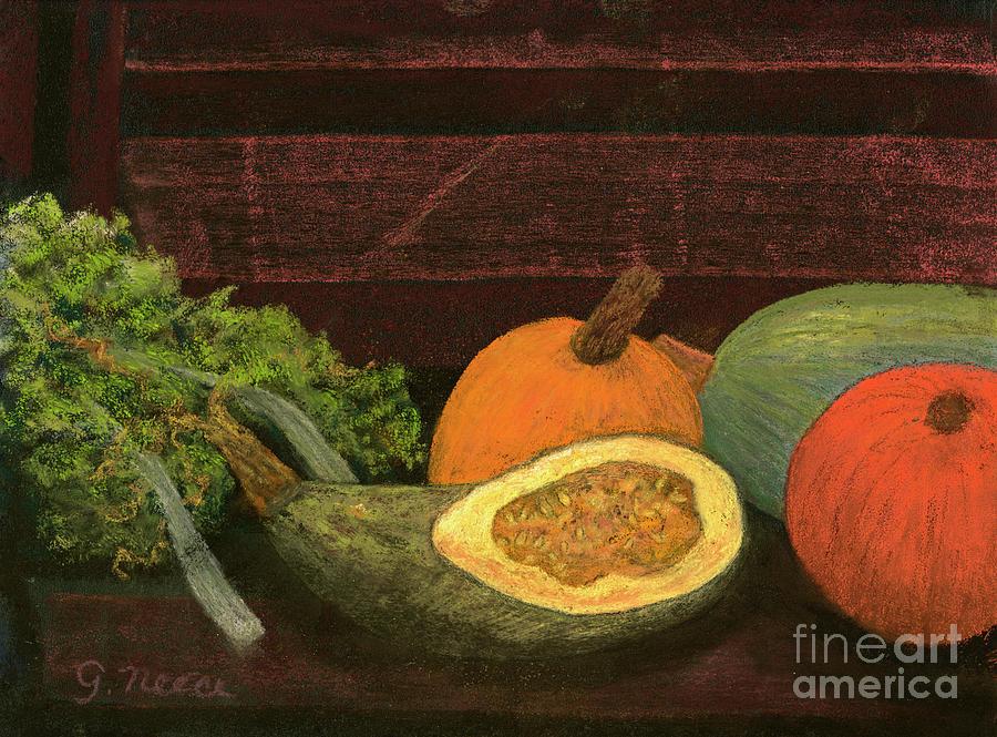 Fall Bounty by Ginny Neece