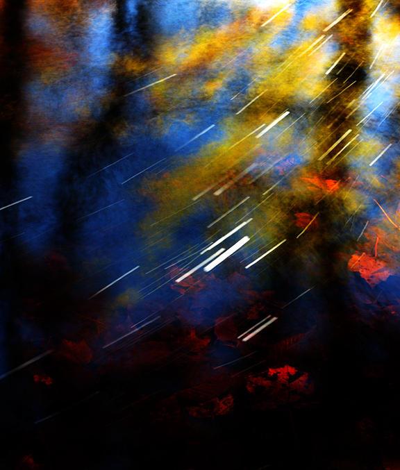 Fall Flow 1 Photograph by Joanne Baldaia