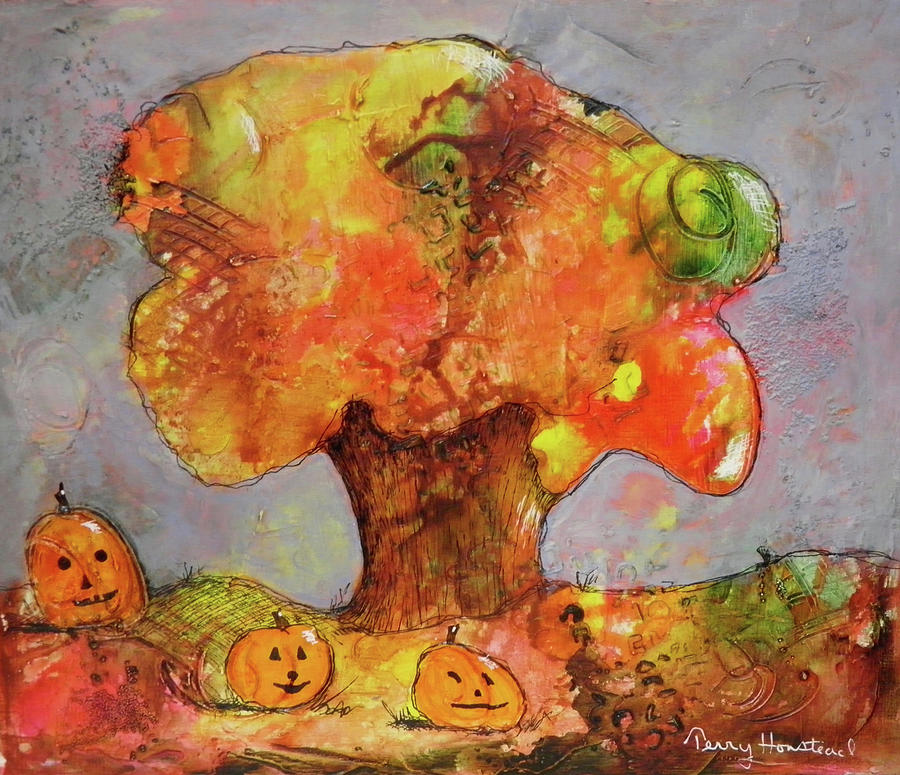 Fall Fun by Terry Honstead