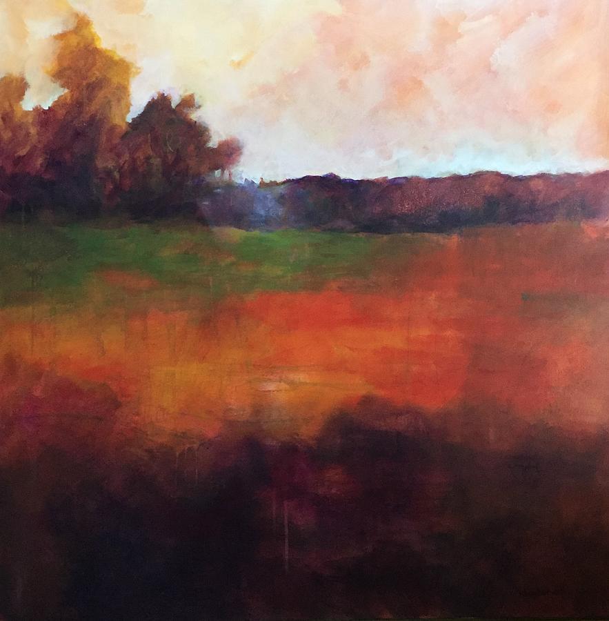 Fall Hunt by Karen Kuykendall