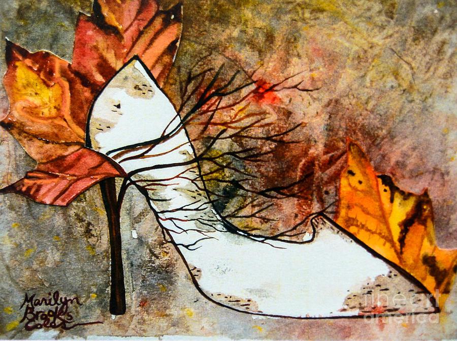 Fall in Art by Marilyn Brooks