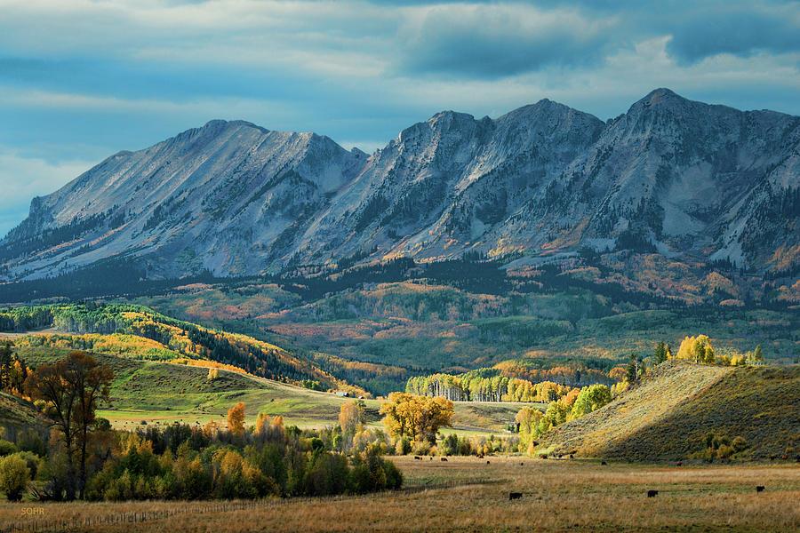 Fall in Gunnison County by Dana Sohr