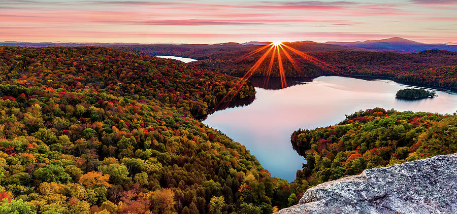 2016 Photograph - Fall In Northern Vermont by Dana Plourde