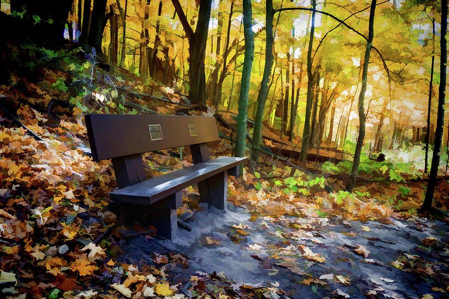 Fall Respite by Carl Simmerman