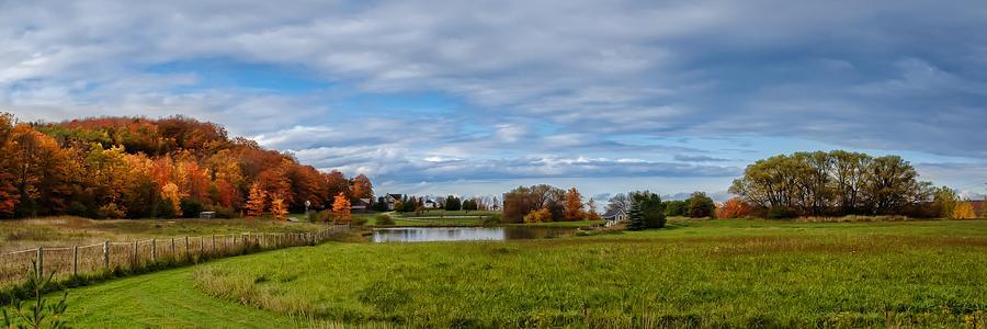 Fall Photograph - Fall Scenery by Jeff S PhotoArt