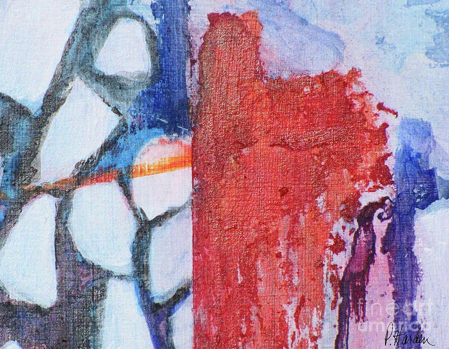 Fallen Fresco 4 by Pamela Iris Harden