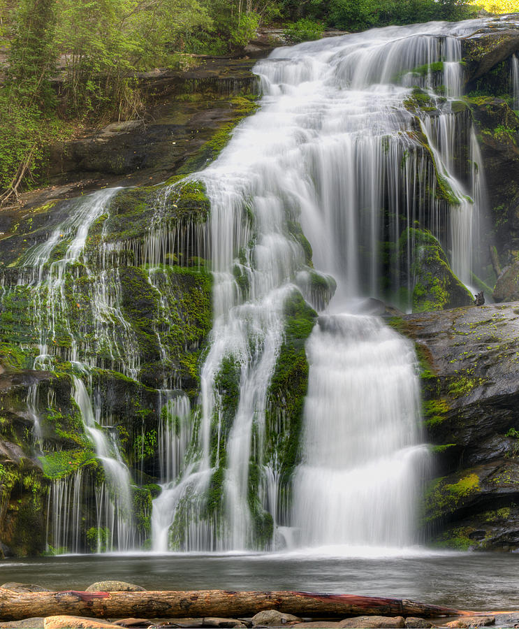 Cascading Photograph - Falling Dream by Darrell Young
