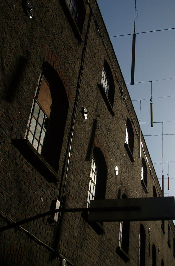 Photographer Photograph - Falling Light 3 by Jez C Self