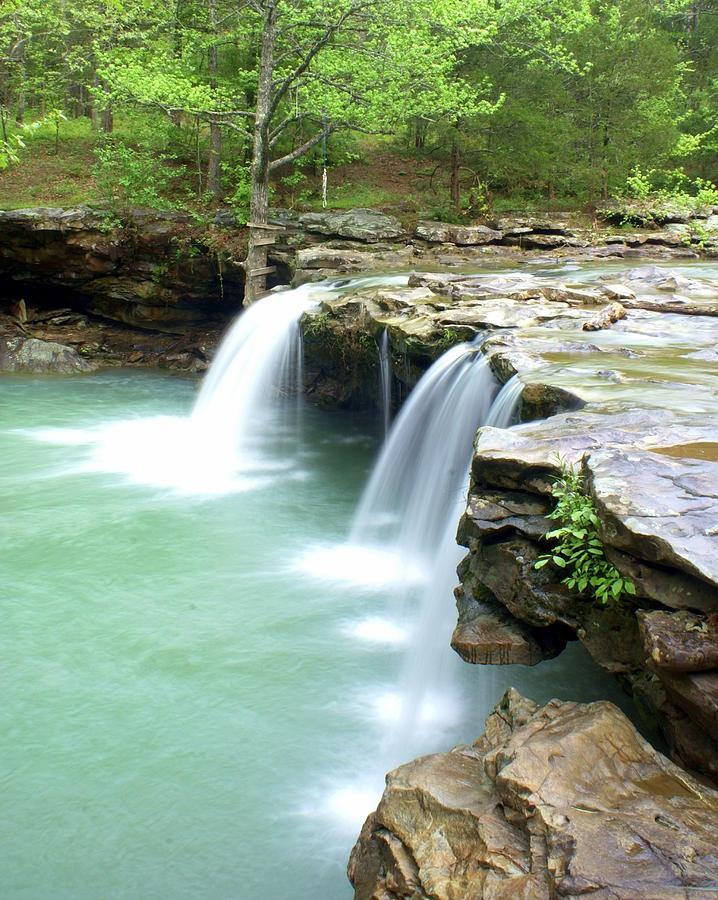 Falling Water Falls Photograph - Falling Water Falls 5 by Marty Koch