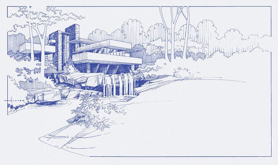 Frank Lloyd Wright Blueprints | Woxli.com