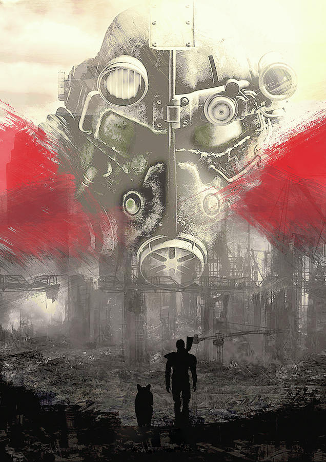 Fallout 4  by IamLoudness Studio