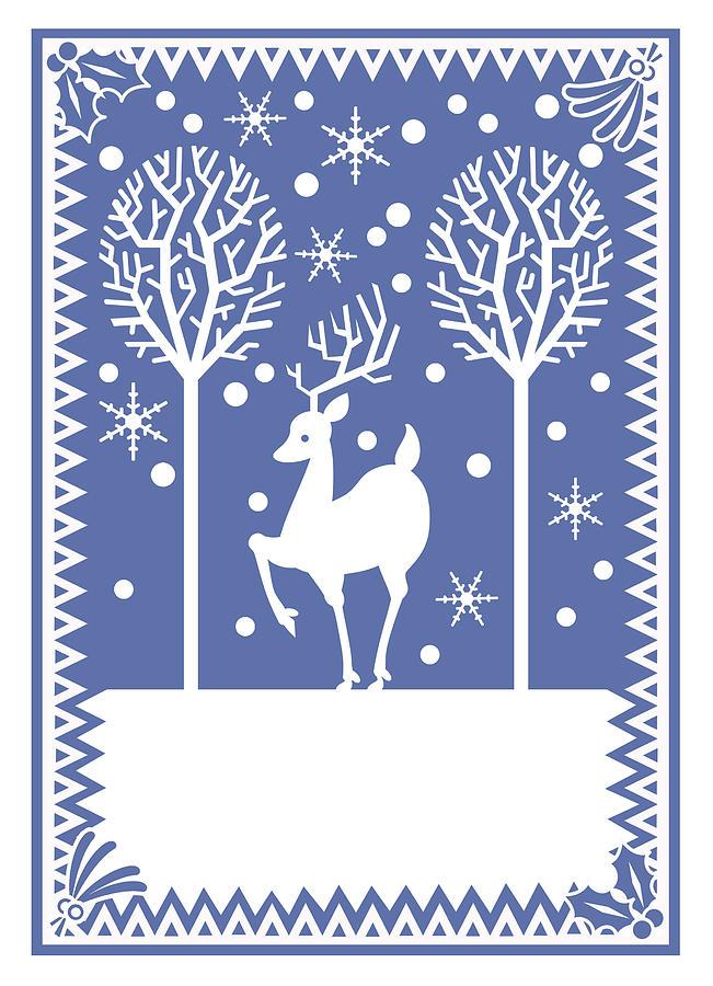 Вытынанки открытки новогодние, смешных