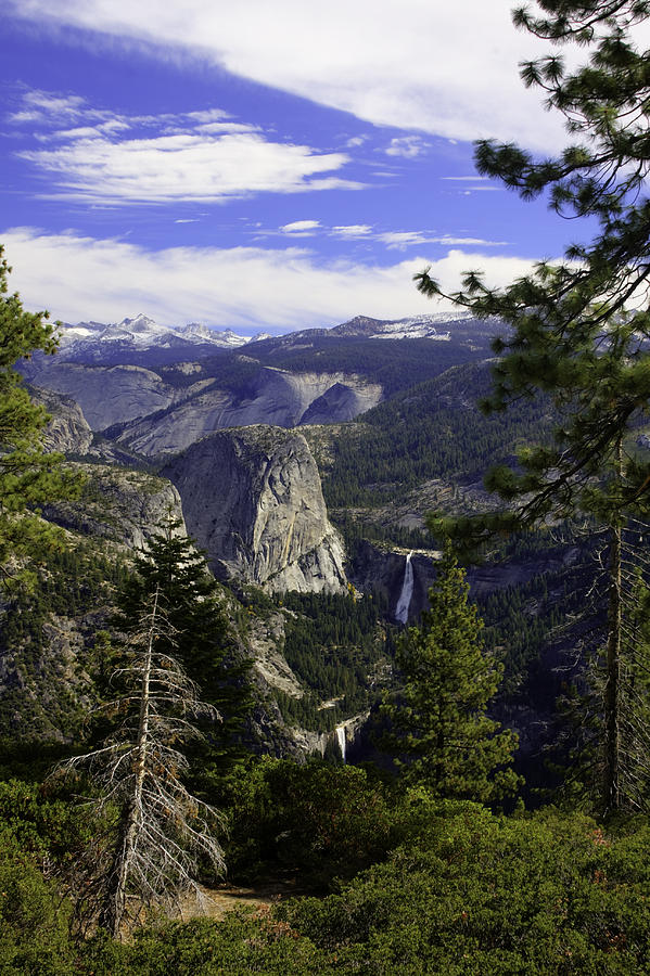 falls of Yosemite Photograph by Jim Riel