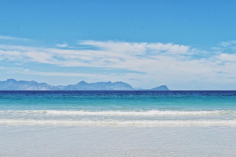 Africa Photograph - False Bay by Benjamin Matthijs