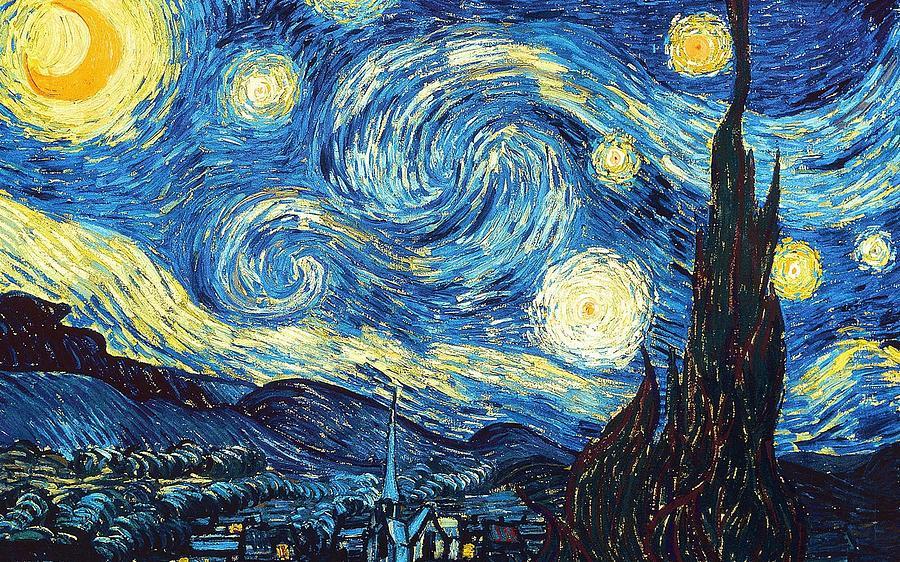Vincent Van Gogh - Famous Painting Painting