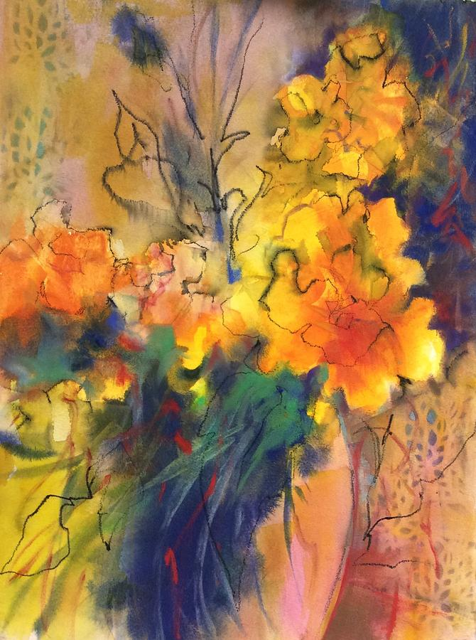 Fantasy Flowers by Karen Ann Patton